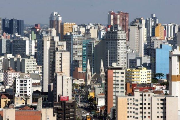 prédios curitiba