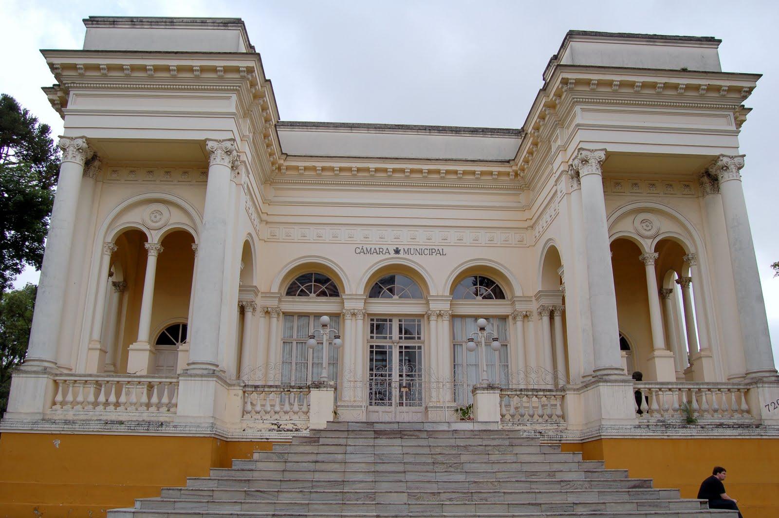 Camara Municiapl de Curitiba