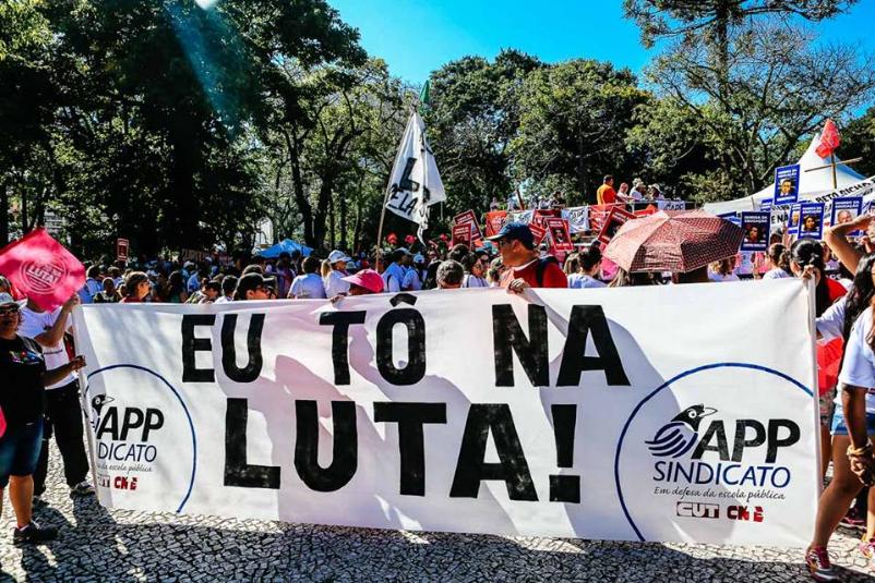 Foto Joka Madruga/ APP Sindicato