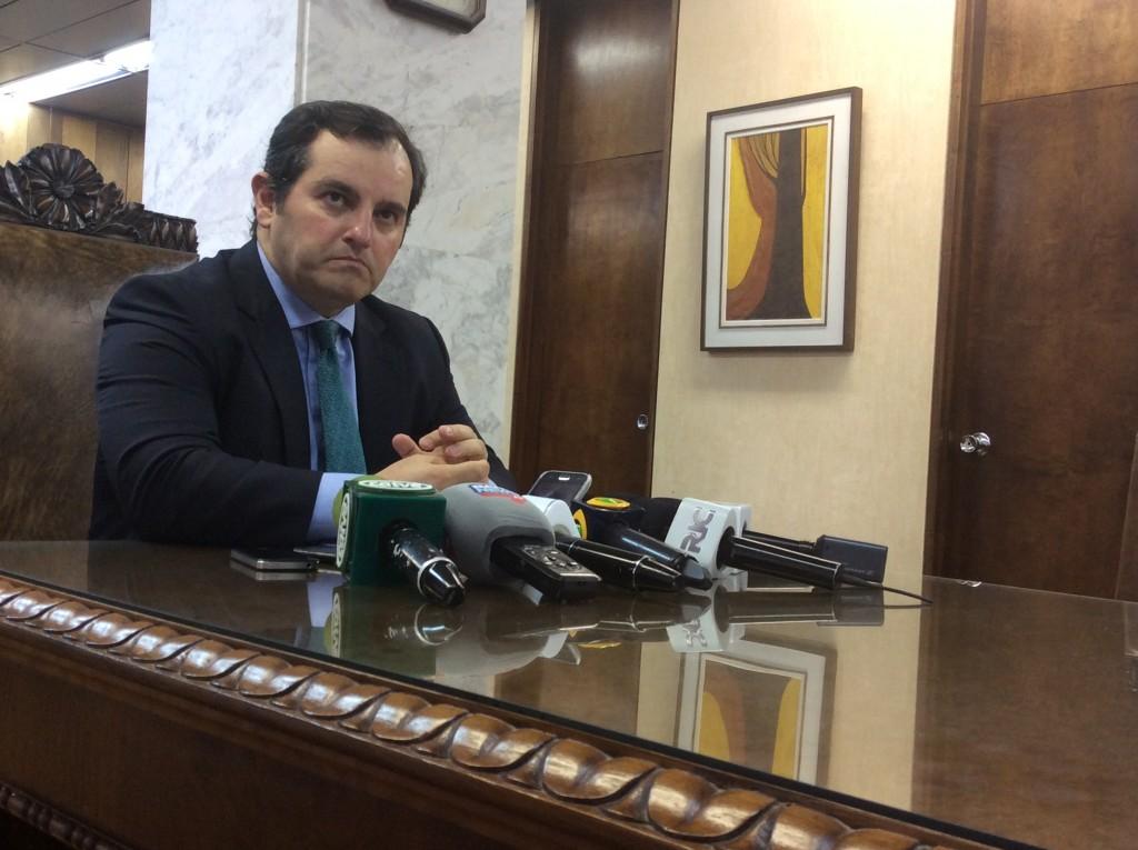 Ivan Bonilha, presidente do TCE. Foto: BandNews FM