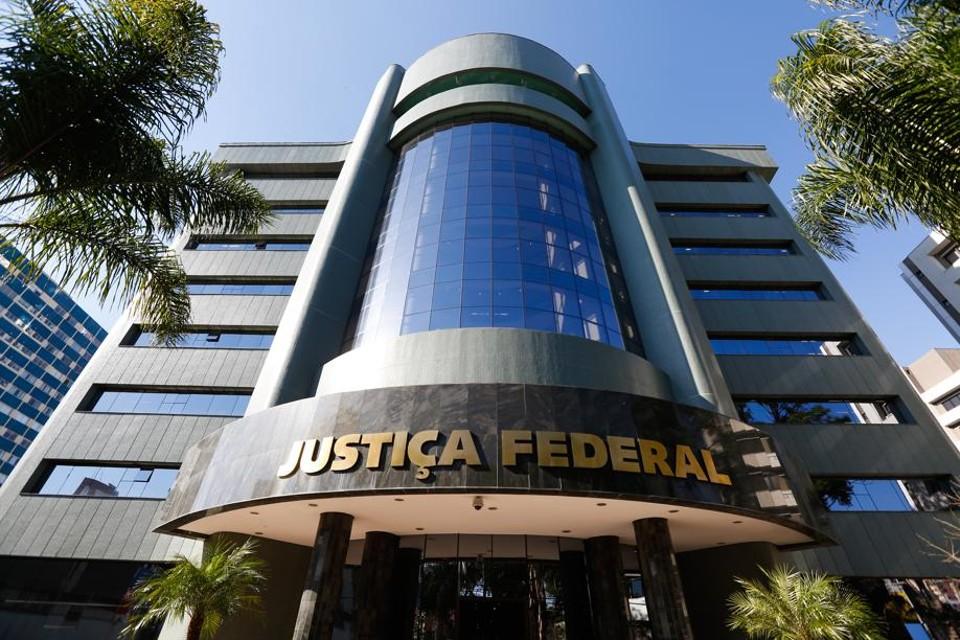 Resultado de imagem para justiça federal parana