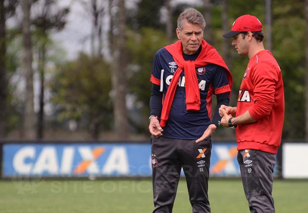 Créditos: Marco Oliveira/Site Oficial Clube Atlético Paranaense - arquivo