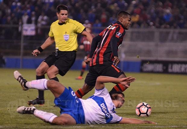 Créditos: Marco Oliveira/Site Oficial Clube Atlético Paranaense