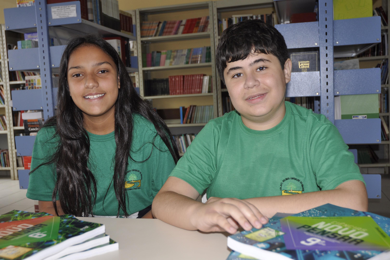 Divulgação / AENotícias PR - Na foto, Jennifer Gabriela Jetka e Raul Guedes Carlessi