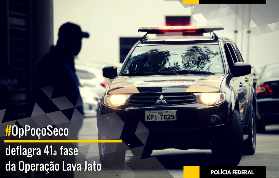 Foto: Divulgação / Facebook Polícia Federal