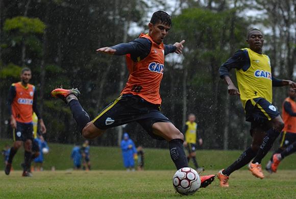 Foto: site Londrina Esporte Clube - jogo treino