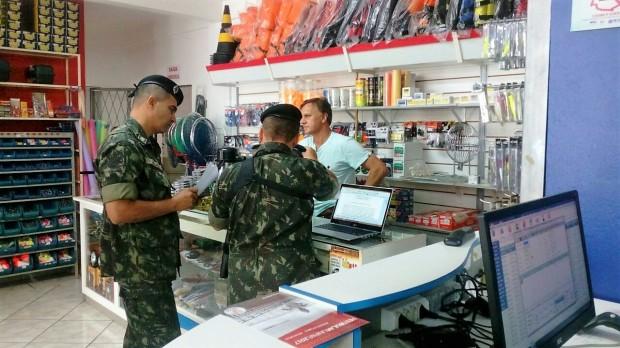 Foto: Divulgação / Exército Brasileiro