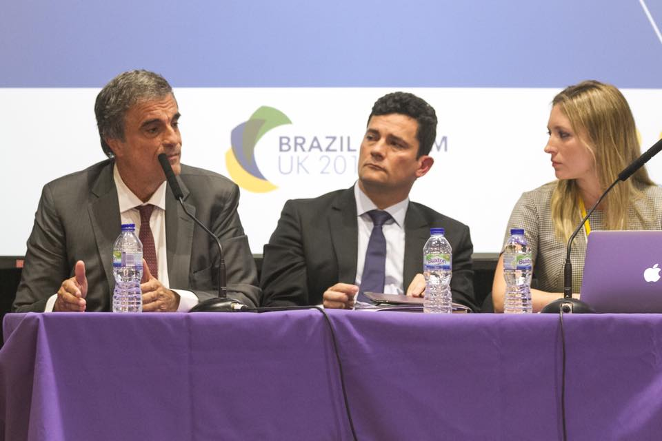 Foto: Divulgação / Facebook Brazil Forum UK 2017