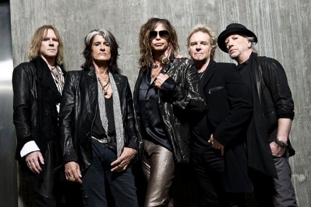 (Foto: divulgação/Aerosmith)